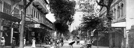 Tu Do Street 1900