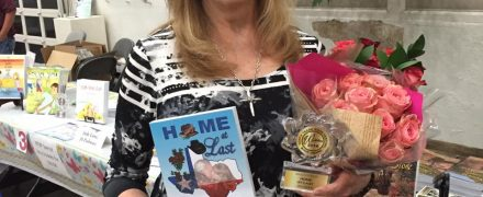 Author Jan Sikes Home At Last Book Award
